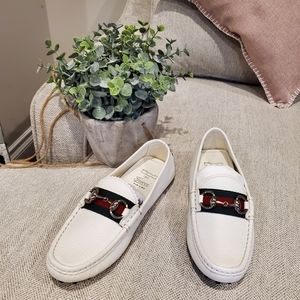 Brand new Gucci loafers moccasins size 35G 5